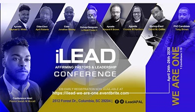 """iLead """"We Are One""""  tickets"""