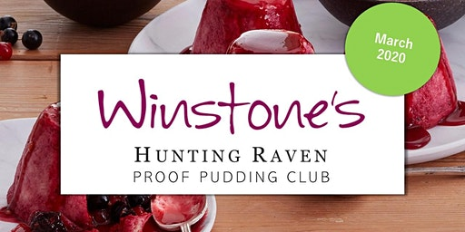 March Proof Pudding Club by Hunting Raven Books