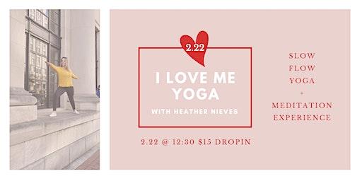 I Love Me Yoga