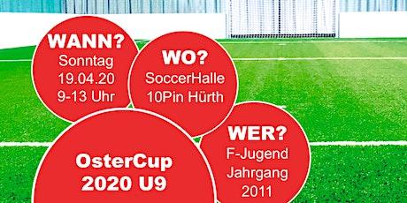 OsterCup U9 vom FC Junkersdorf Tickets