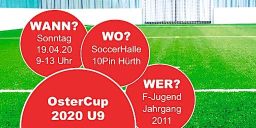OsterCup U9 vom FC Junkersdorf
