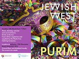 Jewish West Purim Carnival