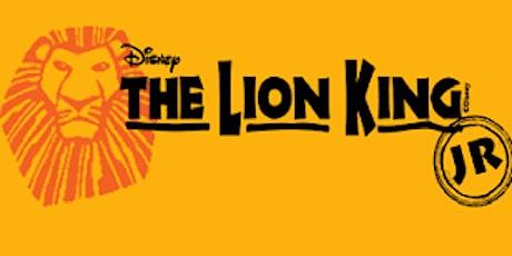 Lion King, Jr tickets