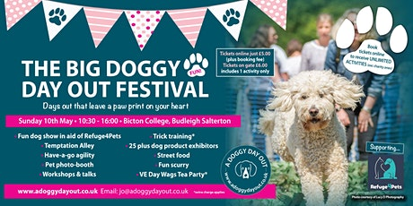 The Big Doggy  Festival tickets