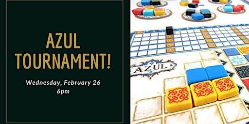 Azul Tournament at Uptown Garage!