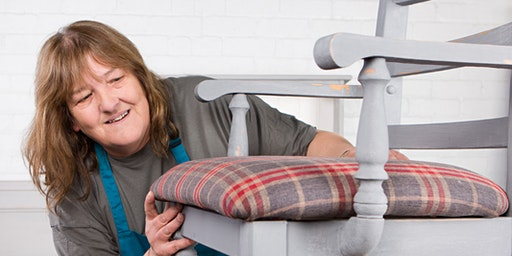 Furniture Re-upholstery Workshop - Beginners & Intermediates