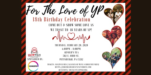 ULYP 18th Birthday: For The Love of YP