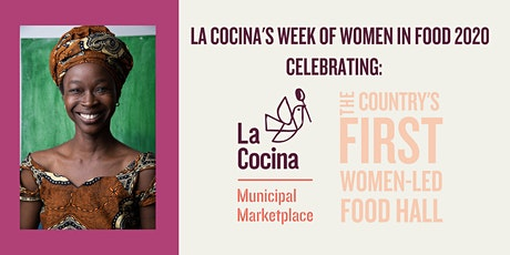 3/6 Week of Women in Food Dinner Series feat. Chef Nafy of Teranga + Top Chef contestant, Preeti Mistry, hosted by Almanac Beer Co. | by La Cocina  tickets