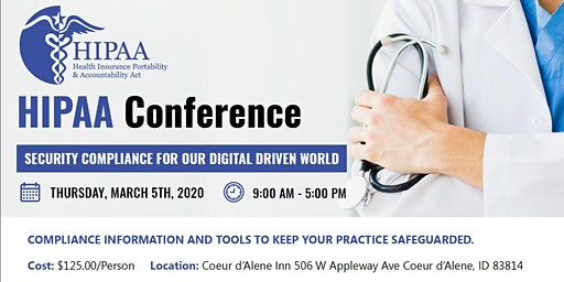 HIPAA - Security Compliance For Our Digital Driven World