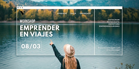 Workshop  Emprender en viajes entradas