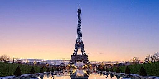 Pedal Through Paris 2020