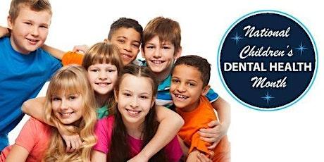 Help Local Kids During National Children's Dental Health Month tickets