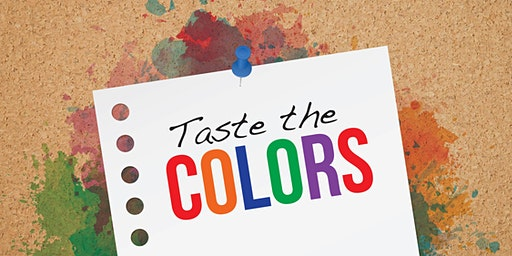 Taste The Colors