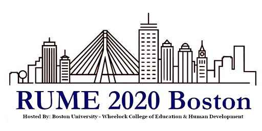 2020 Conference on Research in Undergraduate Mathematics Education