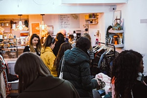 Swap Shop Ldn  @ Winchester Fashion Week