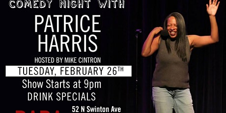 Comedy Night with headliner Patrice Harris tickets