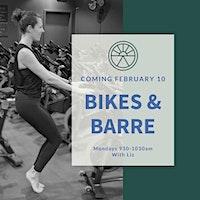 Bikes  & Barre