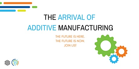 Markforged Roadshow (NJ Stop) - The Arrival of Additive in Manufacturing tickets