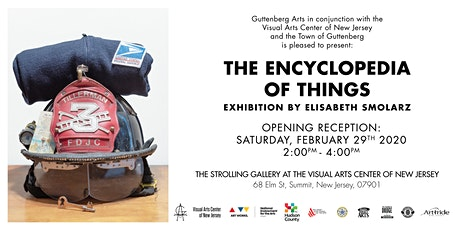 The Encyclopedia of Things Exhibition tickets