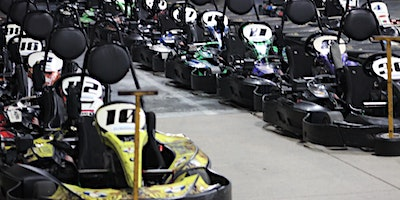 Anchorage Meet Your Neighbors Event at Bluegrass Karting & Events!
