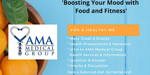 Boosting Your Mood with Food & Fitness