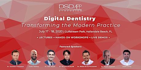 "DSDApp Symposium ""Digital Dentistry - Transforming the Modern Practice."" tickets"