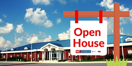 Currituck Extension Open House tickets