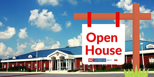 Currituck Extension Open House