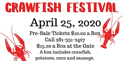 Tomball VFW Crawfish Festival