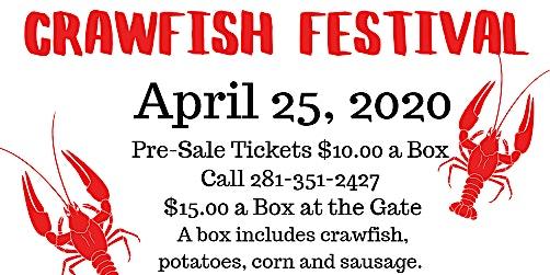 Tomball VFW Crawfish Festival