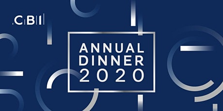 CBI Annual Dinner 2020 tickets