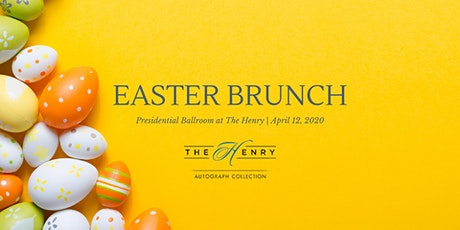 Easter Brunch at The Henry-Autograph Collection tickets