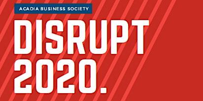DISRUPT 2020