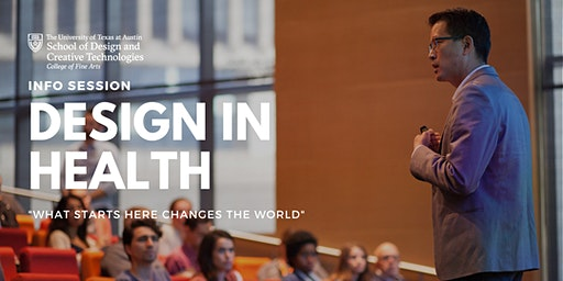 Design in Health Online Info Session