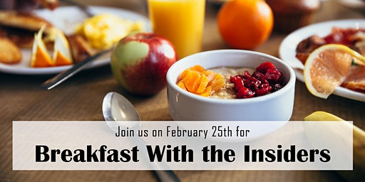 ATHENA Akron | Breakfast With the Insiders
