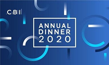 CBI Northern Ireland Annual Dinner 2020 tickets