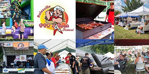 Rolesville BBQ & Bands Festival: BBQ Plate Preorder - 2020