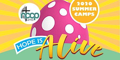 2020 Art Camp tickets