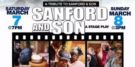 Sanford and Son Tribute Stage Play tickets