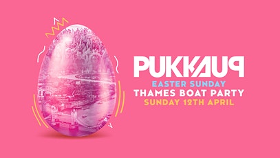 Thames Boat Party - Easter Sunday | London tickets