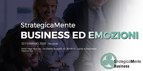 StrategicaMente Business ed Emozioni biglietti