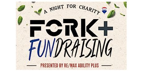 Fork + Fundraising tickets