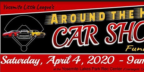 2020 Yosemite Little League Car Show Fundraiser tickets