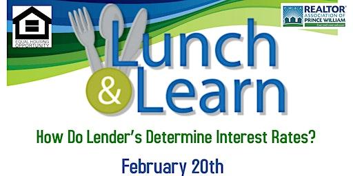 L&L: How Do Lender's Determine Interest Rates?