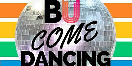 BU Come Dancing tickets