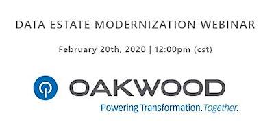 Data Estate Modernization Webinar