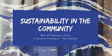 Community Breakfast - Sustainability in the Community tickets