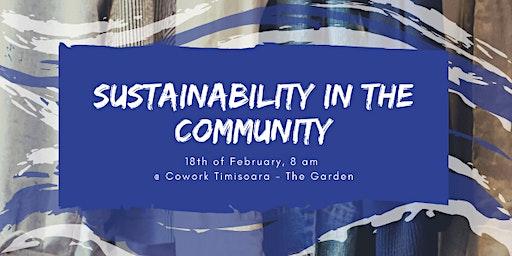 Community Breakfast - Sustainability in the Community