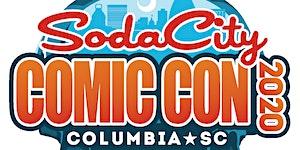 Soda City Comic Convention 2020