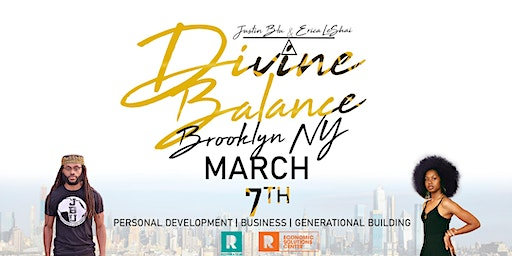 Divine Balance: Brooklyn New York